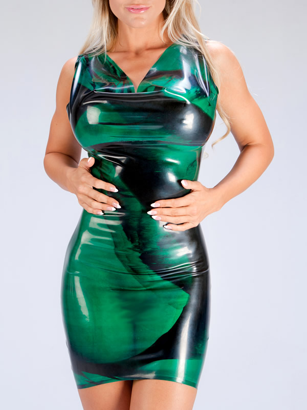 latex-dress-cowl-neck-dr-175m