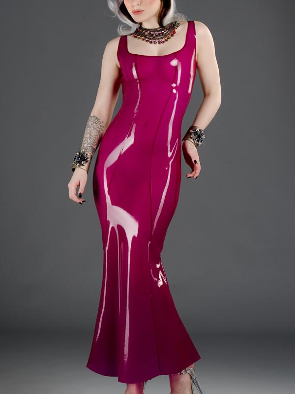 DR-056 Evening Dress - Polymorphe