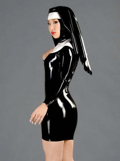 latex-long-sleeve-dress-dr-096blk-sd