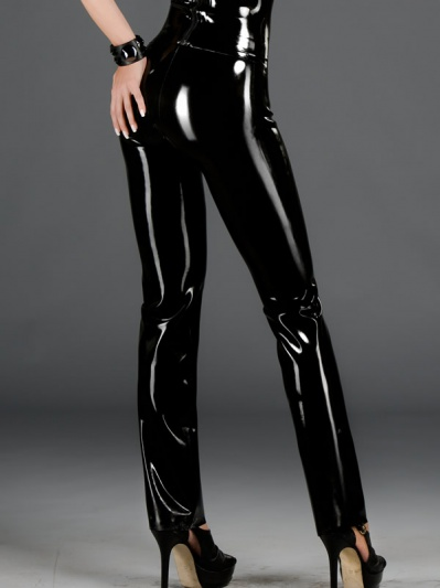 latex-womens-jeans-wp-150-black-back