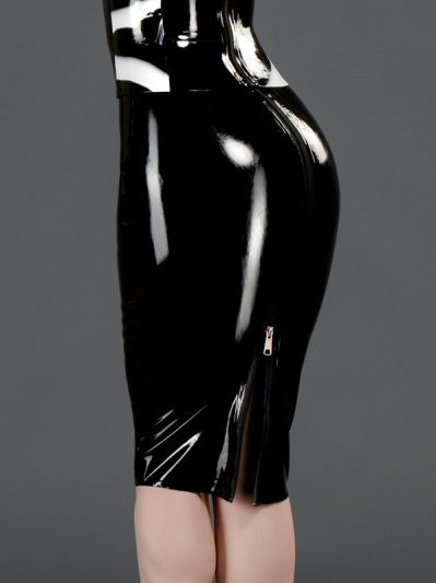 latex-womens-pencil-skirt-sk-047-back2