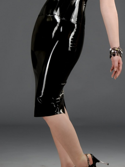 latex-womens-pencil-skirt-sk-047