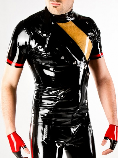 mens-latex-shirt-ve-133-front