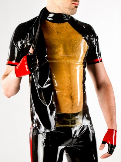 mens-latex-shirt-ve-133-front2