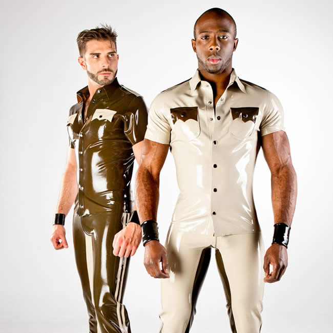 <strong>MEN'S</strong><br>LATEX